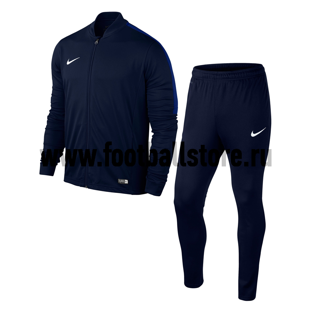 Костюм спортивный Nike Academy 16 KNT Track Suit 2 808757-451 костюм спортивный nike academy 16 knt track suit 2 808757 463