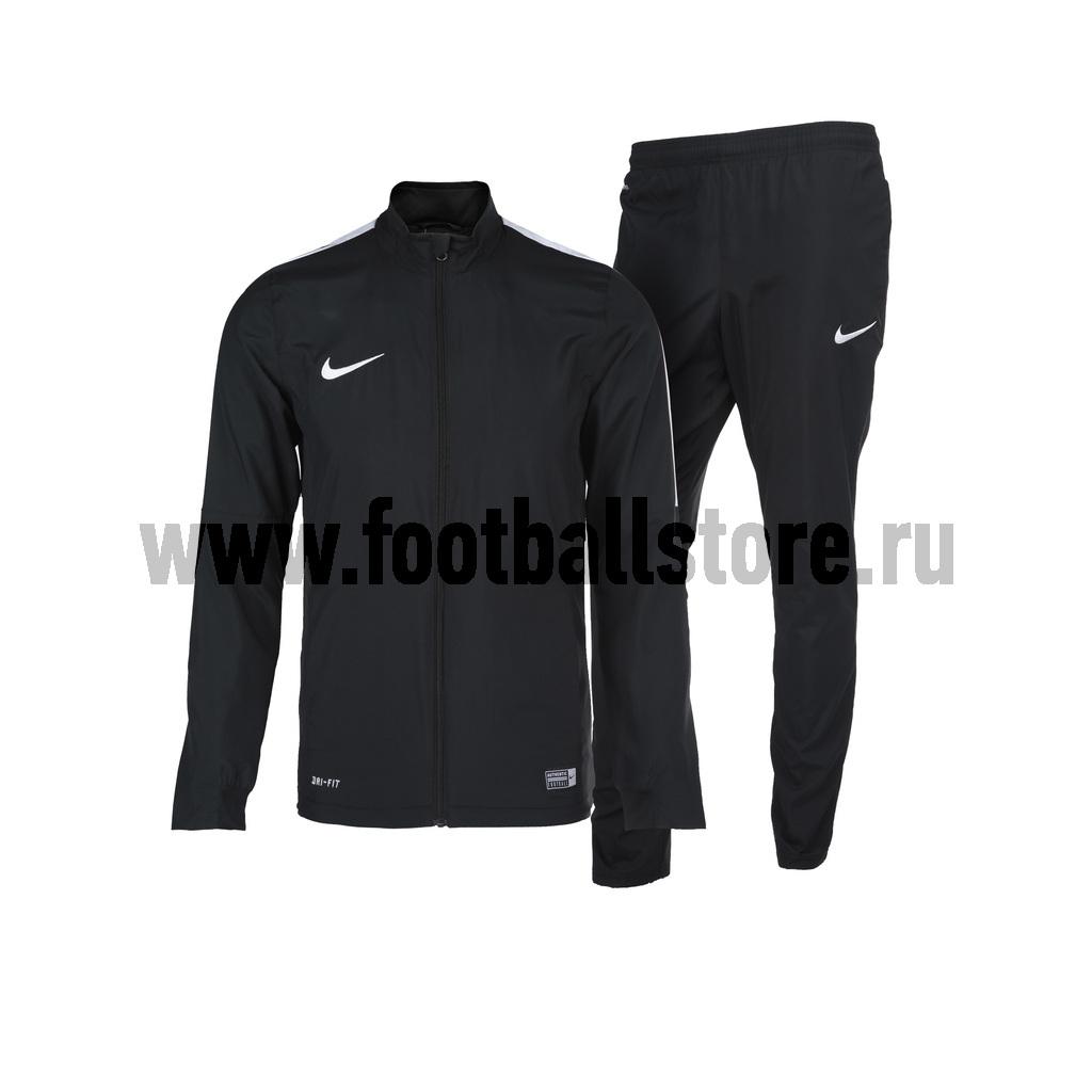 nike спортивный костюм nike club ft track suit cuff Костюмы Nike Костюм спортивный Nike Academy 16 WVN Track Suit 2 808758-010