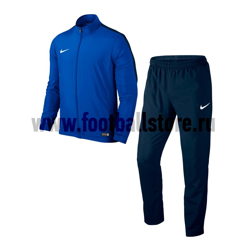 Костюмы Nike Костюм спортивный Nike Academy 16 Sideiline 2 Woven 808758-463 костюм спортивный nike academy 16 sideline 2 woven