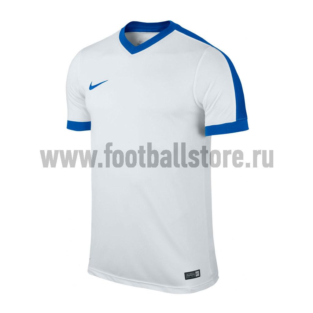 Футболки Nike Футболка Nike Striker SS IV 725892-100 футболки nike футболка nike ss striker iv jsy 725892 739