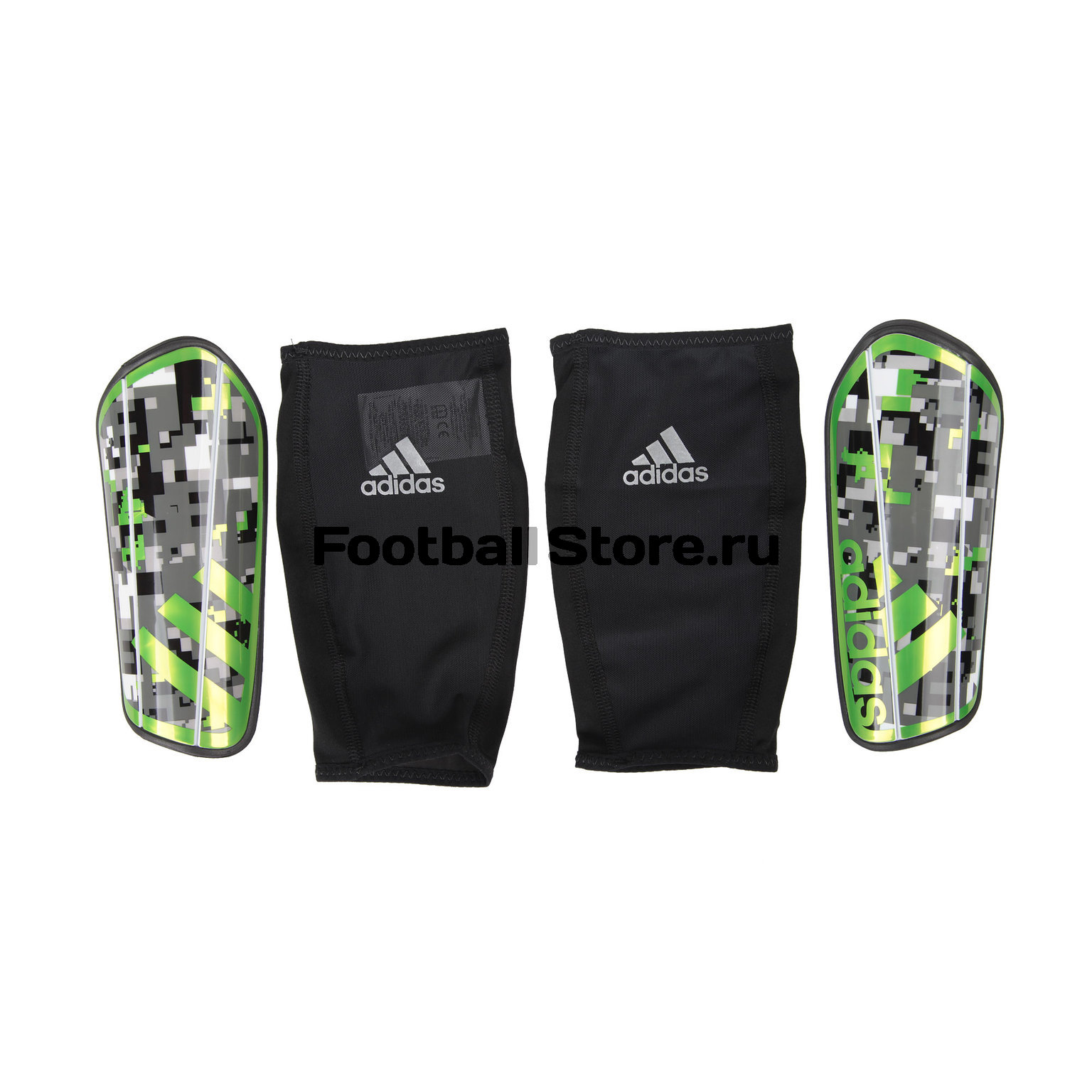 Защита ног Adidas Щитки Adidas Ghost Graphic AI5229