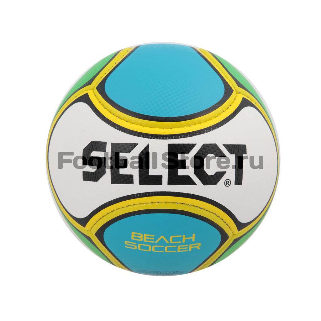 все цены на Пляжные Select Мяч Select Beach Soccer 815812-435 онлайн