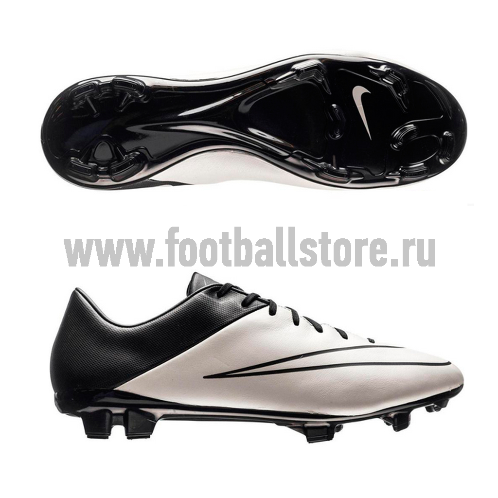 Nike Бутсы Nike Mercurial Veloce II LTHR FG 768808-001