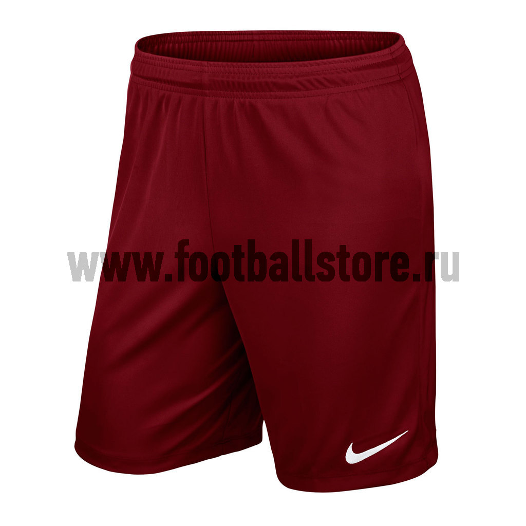 Шорты Nike Park II KNIT Short NB 725887-677 шорты nike шорты игровые nike park ii knit short wb 725903 410
