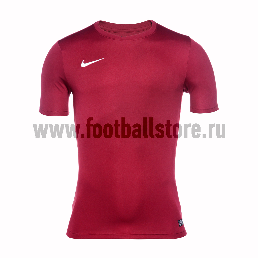 Футболки Nike Футболка игровая Nike Park VI JSY 725891-677 игровая форма nike футболка детская nike ss precision iii jsy boys 645918 410