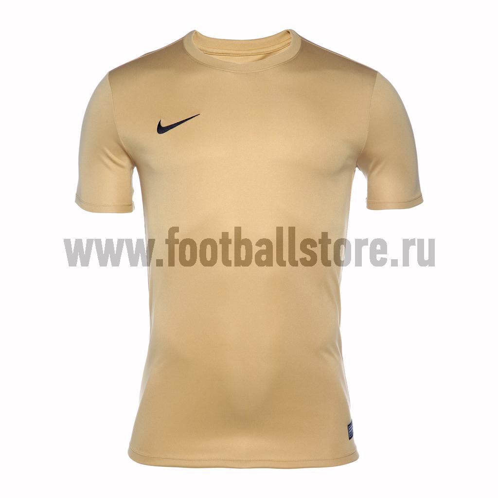 Футболки Nike Футболка игровая Nike Park VI JSY 725891-738 игровая форма nike футболка детская nike ss precision iii jsy boys 645918 410