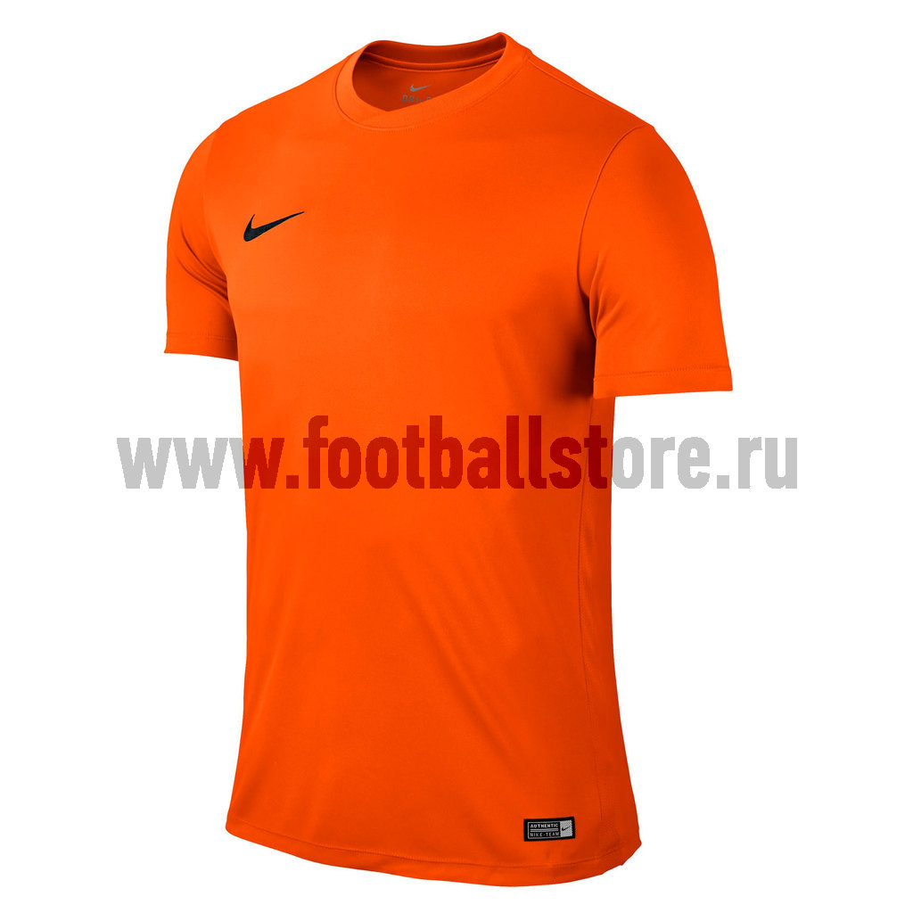Футболка Nike Park VI JSY 725891-815 гетры nike classic football fit dri sx4120 601