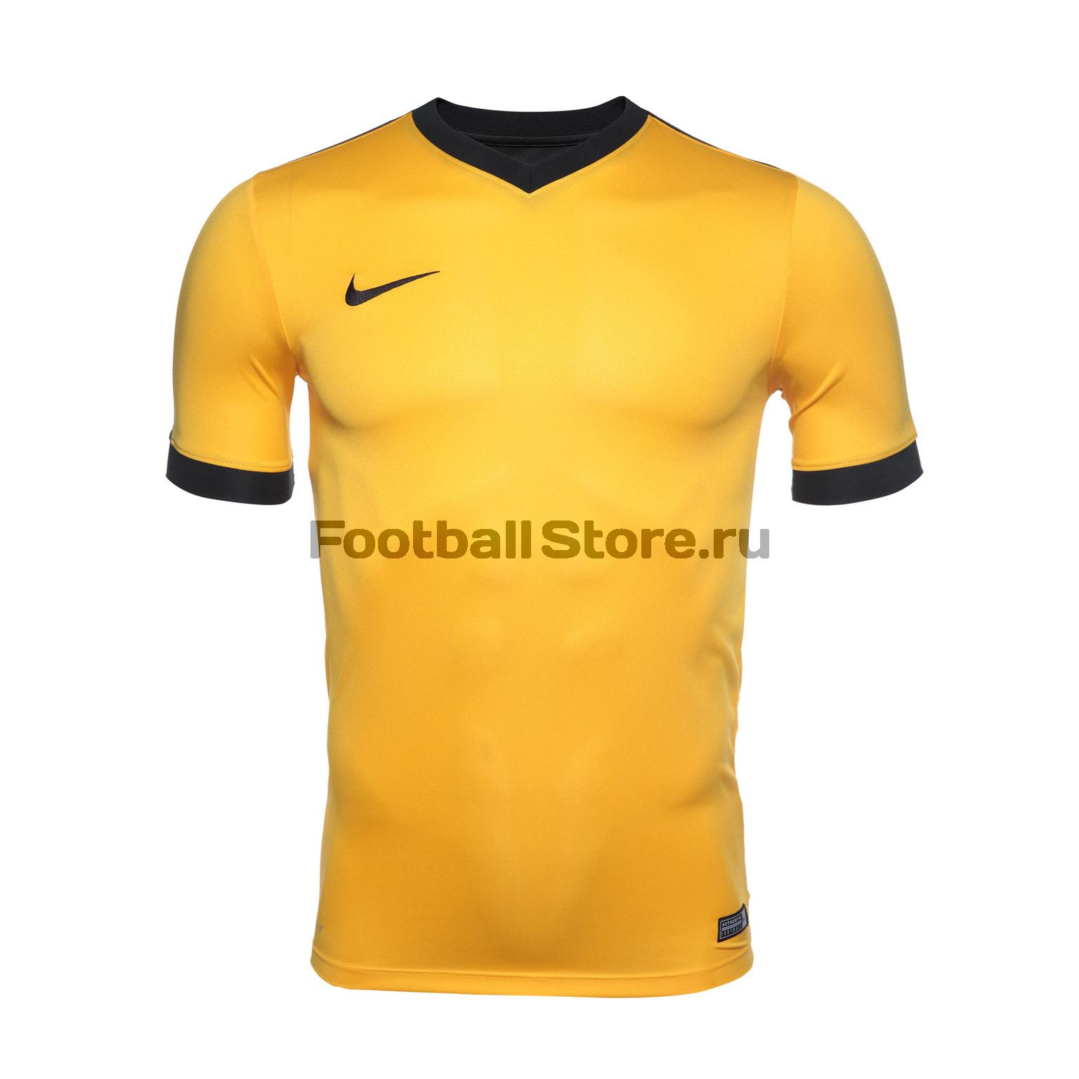 Футболки Nike Футболка Nike SS Striker IV JSY 725892-739 футболки nike футболка nike ss striker iv jsy 725892 815