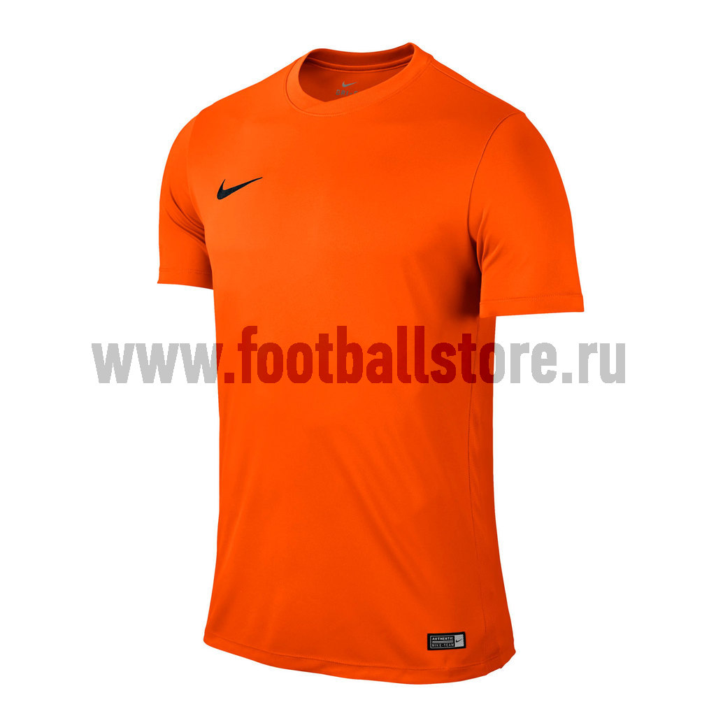 Игровая форма Nike Футболка Nike SS Park VI Boys JSY 725984-815 игровая форма nike футболка детская nike ss precision iii jsy boys 645918 410