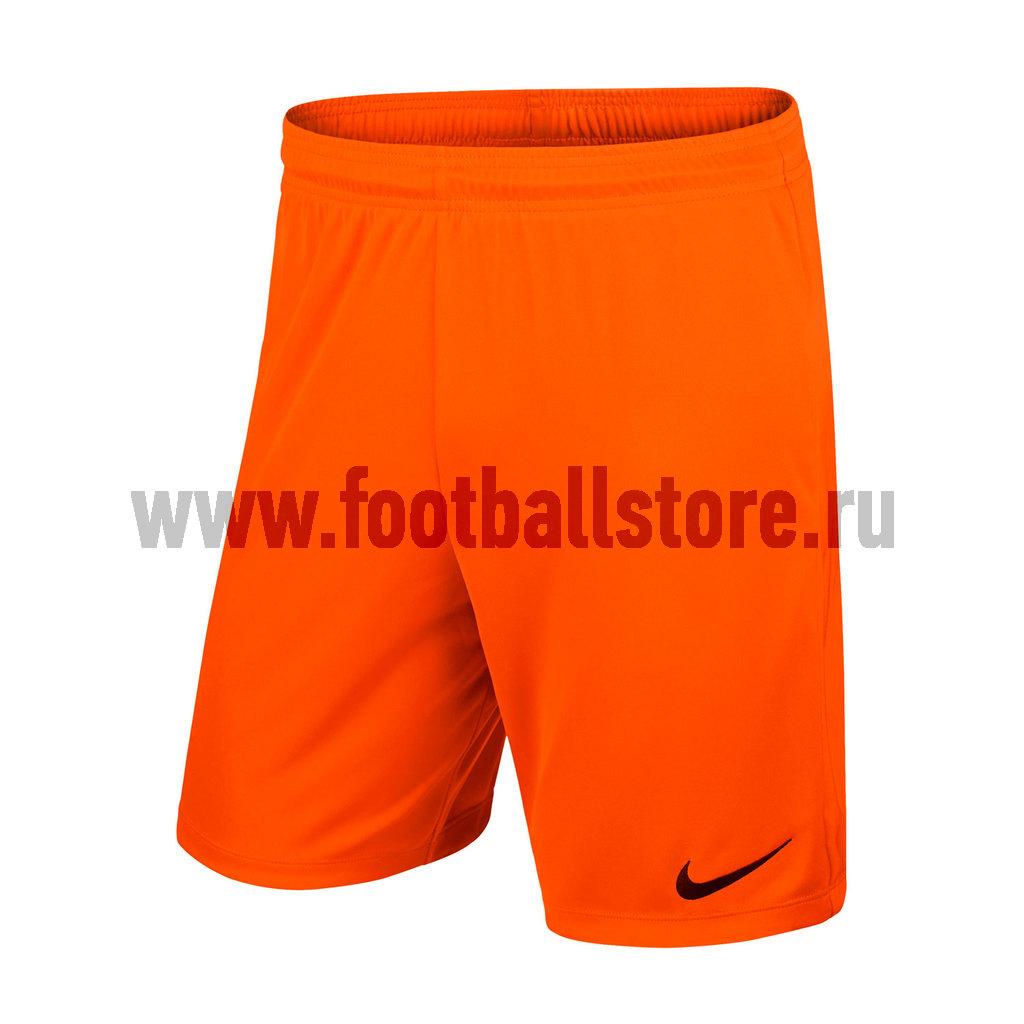 Игровая форма Nike Шорты игровые Nike Boys Park II NB 725988-815 игровая форма nike шорты игровые nike boys park ii nb 725988 677