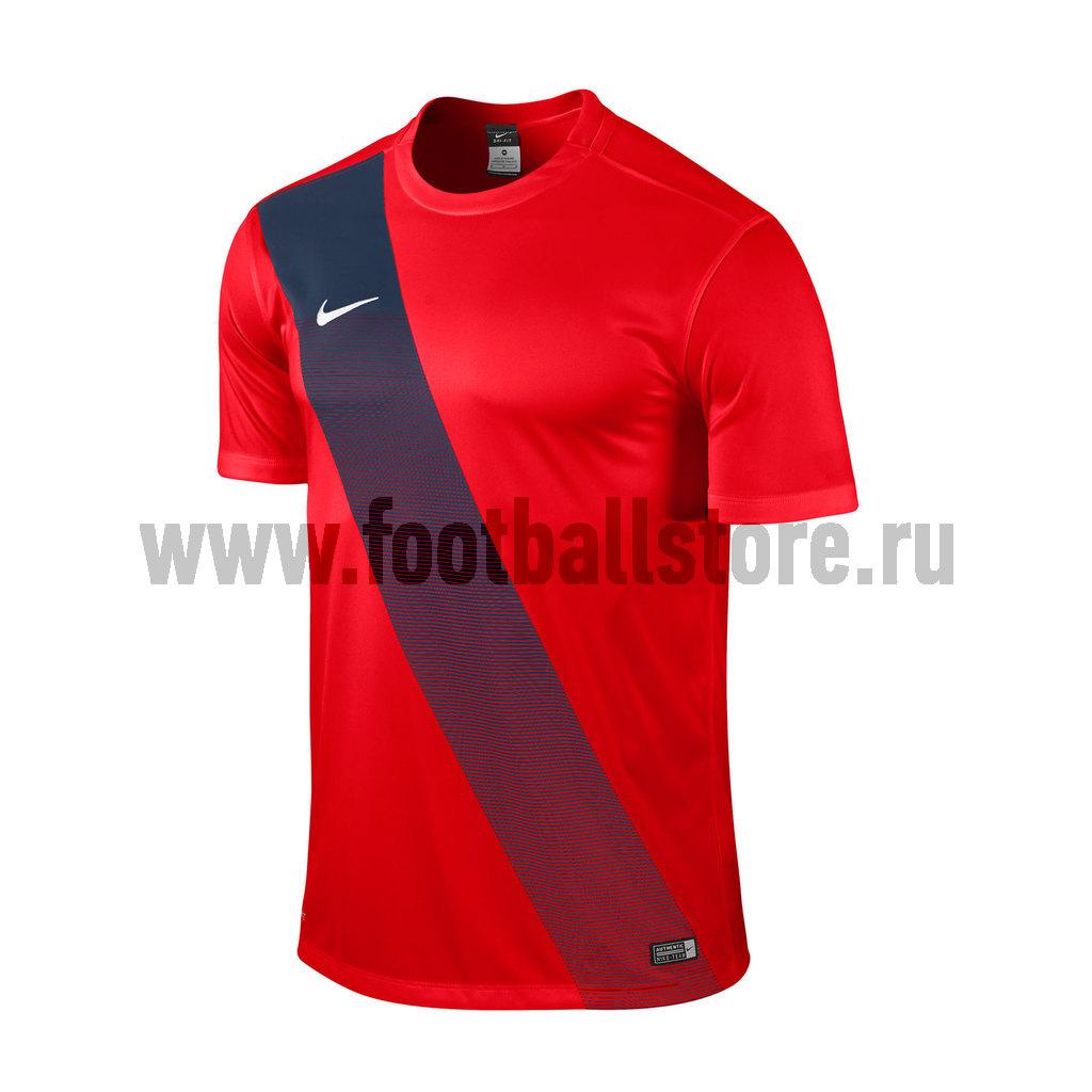 Nike Футболка Nike SS Boys Sash JSY 645920-657