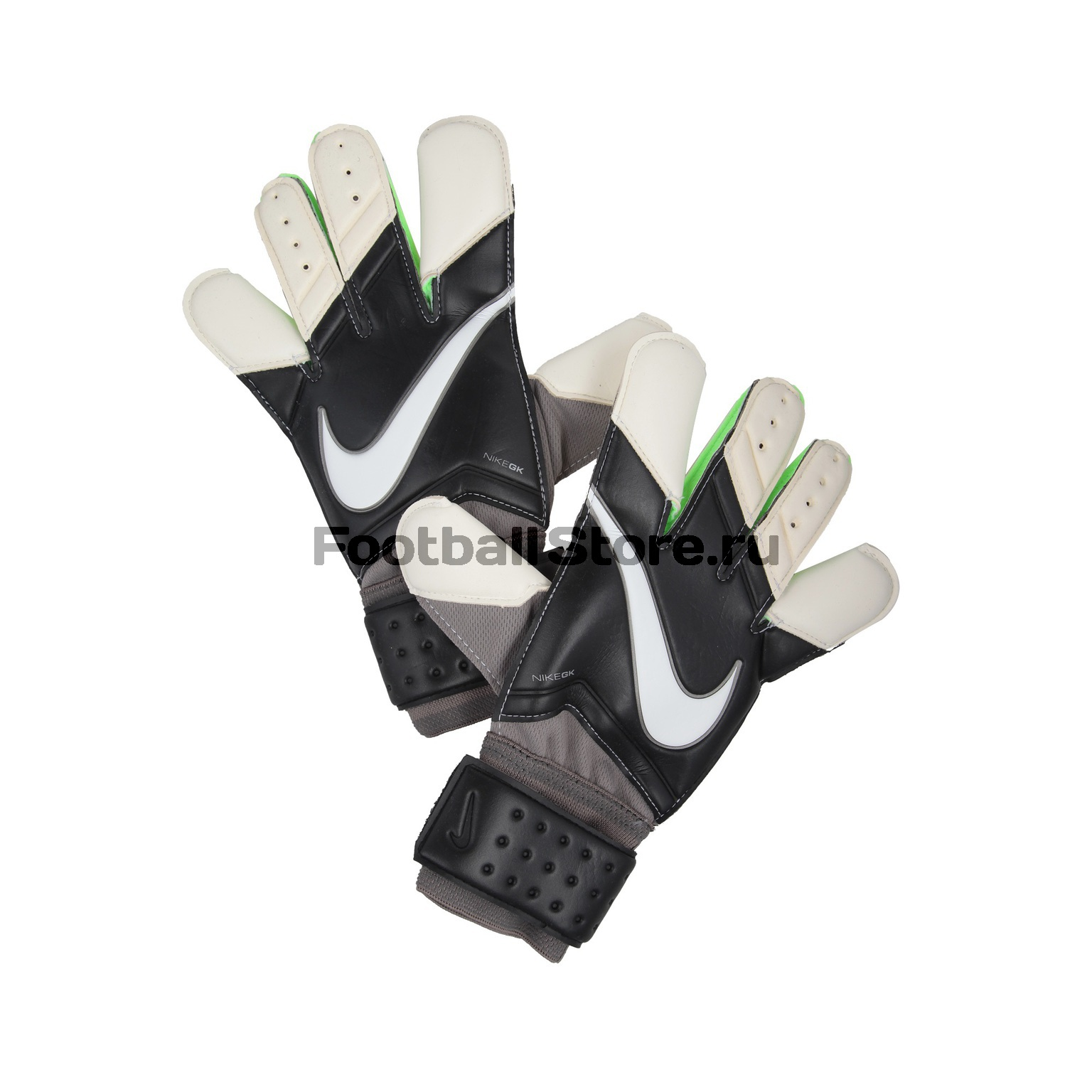 Перчатки Nike Перчатки вратарские Nike GK Vapor Grip 3 GS0275-098 спортинвентарь nike чехол для iphone 6 на руку nike vapor flash arm band 2 0 n rn 50 078 os