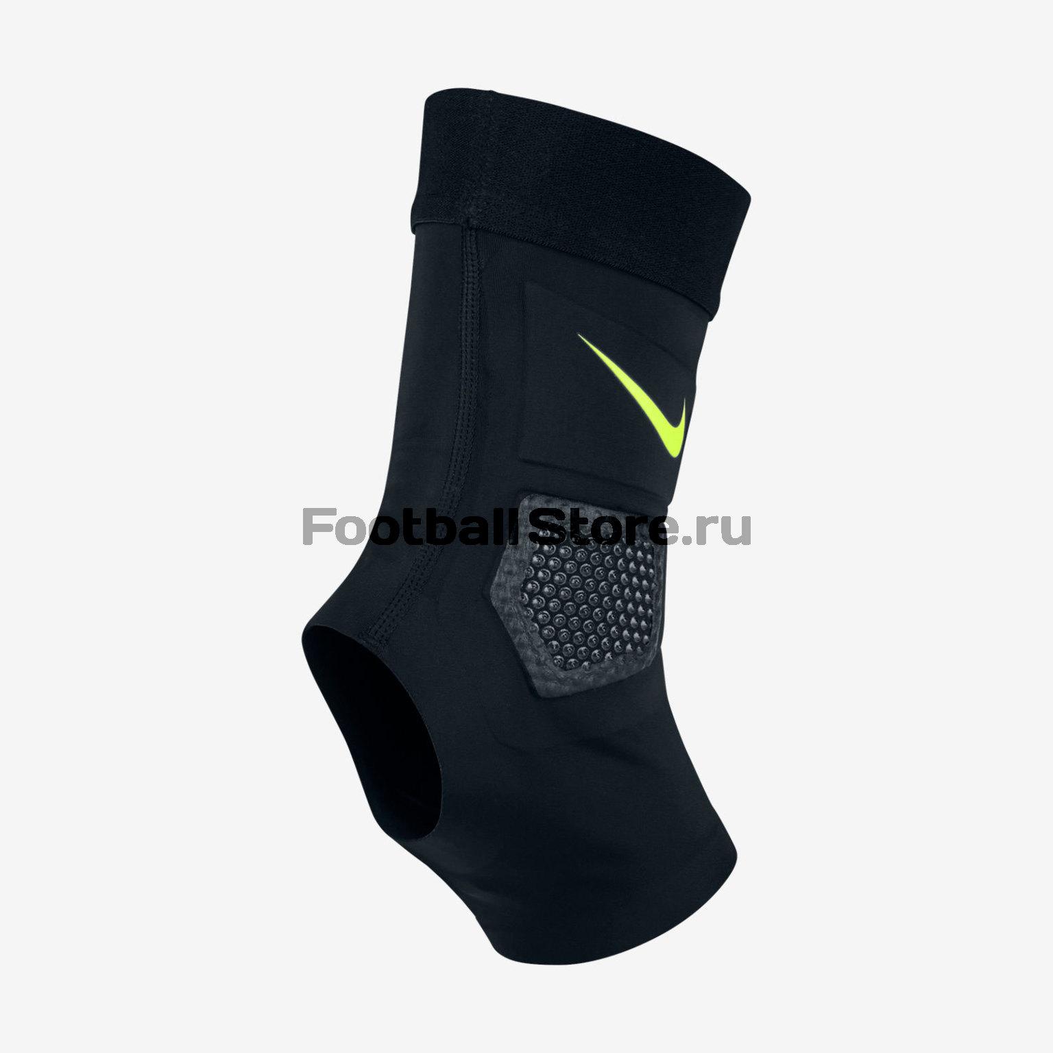 Медицина Nike Фиксатор для голеностопа Nike NK HyprsTrng SE0175-010 защита nike защита nk hyprstrng mtch ankl slv