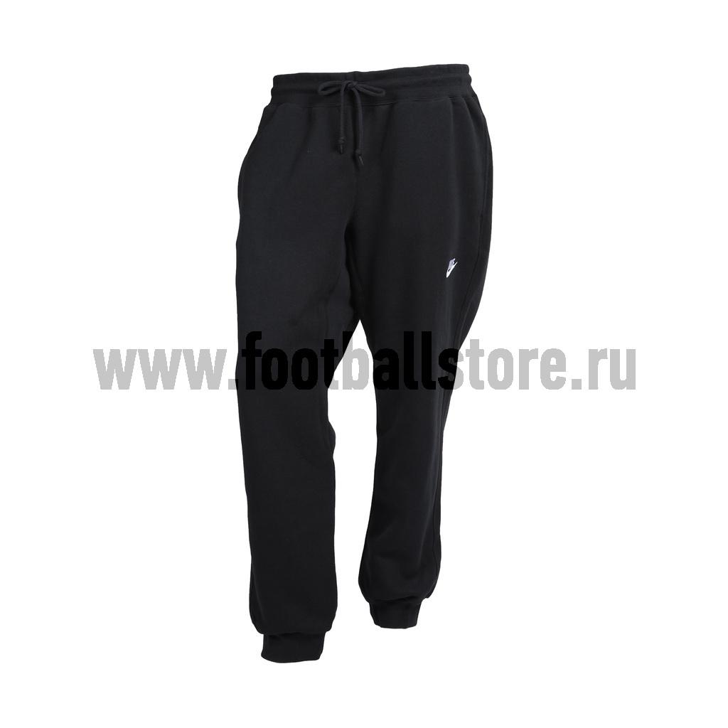Брюки флисовые Nike AW77 Cuff 598871-010