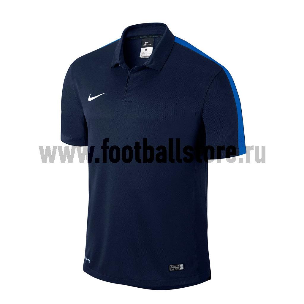 Поло Nike Squad 15 Short - Sleeve Sideline Polo 646405-451