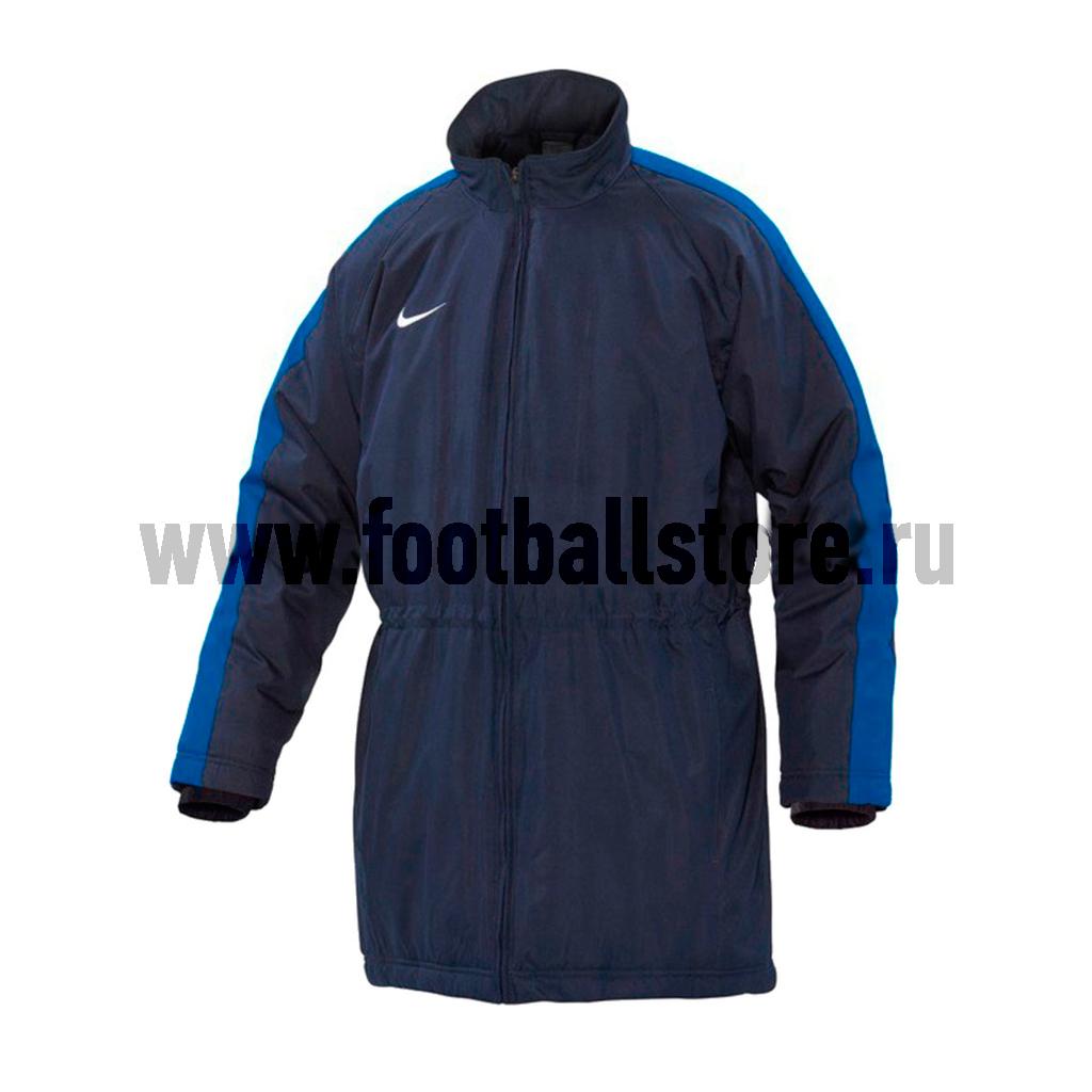 Куртка утепленная Nike Team Winter Jacket JR 264624-451 prada утепленная куртка на молнии