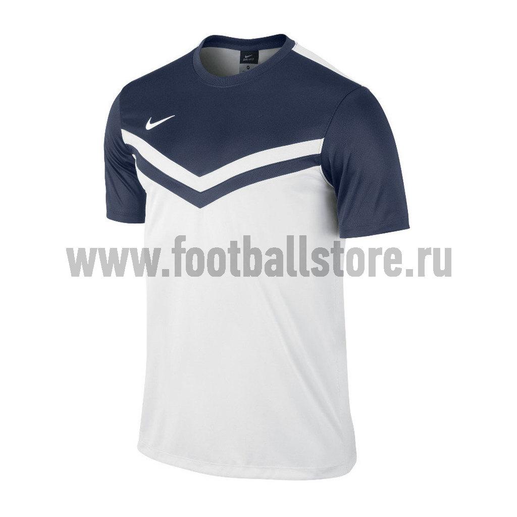 Игровая форма Nike Футболка игровая подростковая Nike Victory II 588430-100 футболка mitre футболка игровая mitre modena взрослая