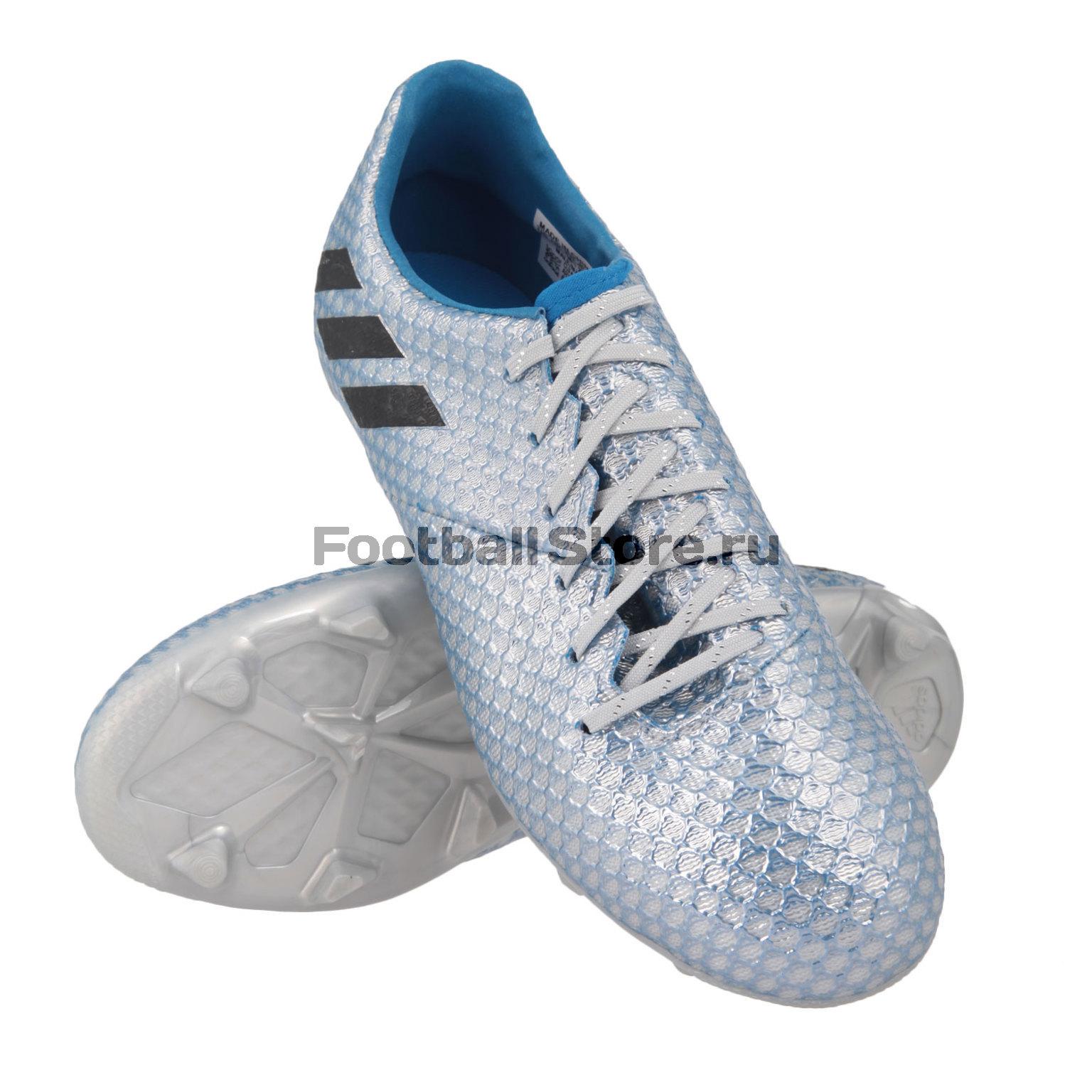 Детские бутсы Adidas Бутсы Adidas Messi 16.1 FG JR BB3850