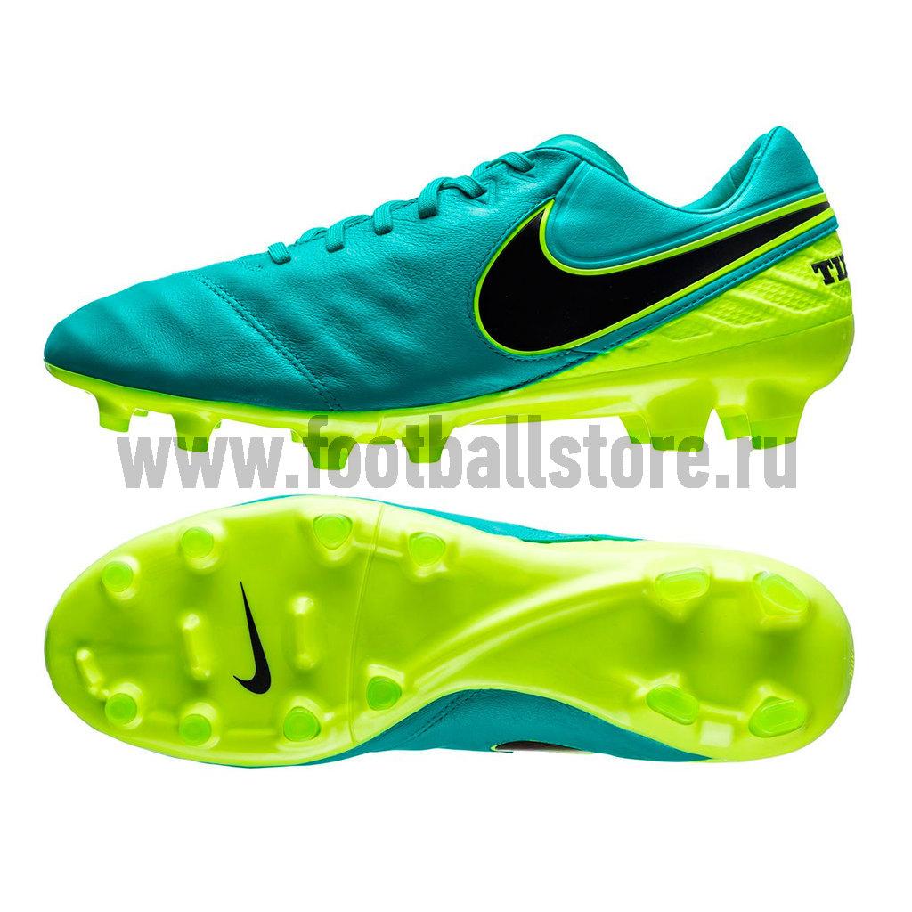 Бутсы Nike Tiempo Legacy II FG 819218-307