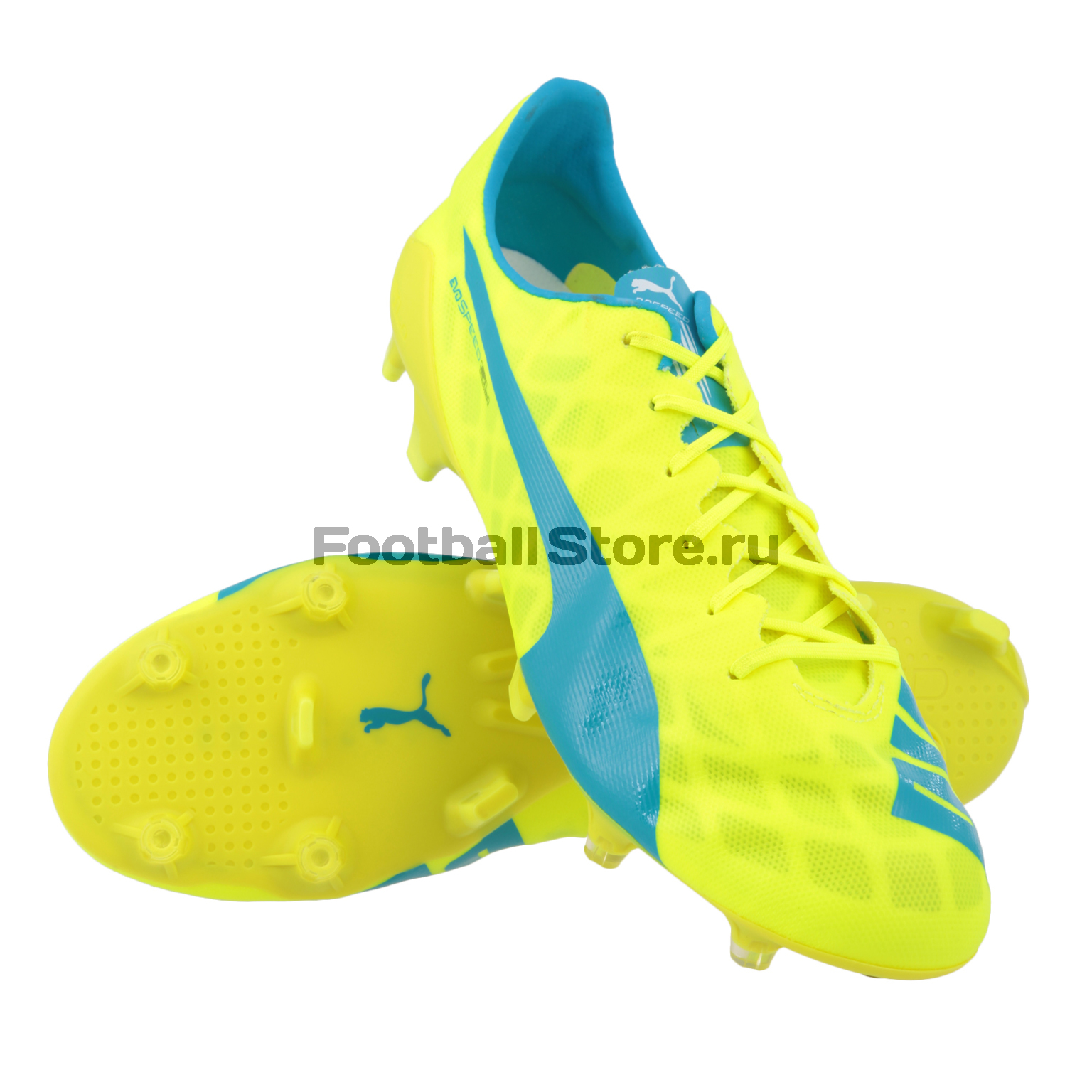 Бутсы Puma Evospeed SL FG 10323505 puma puma evospeed 5 4 it