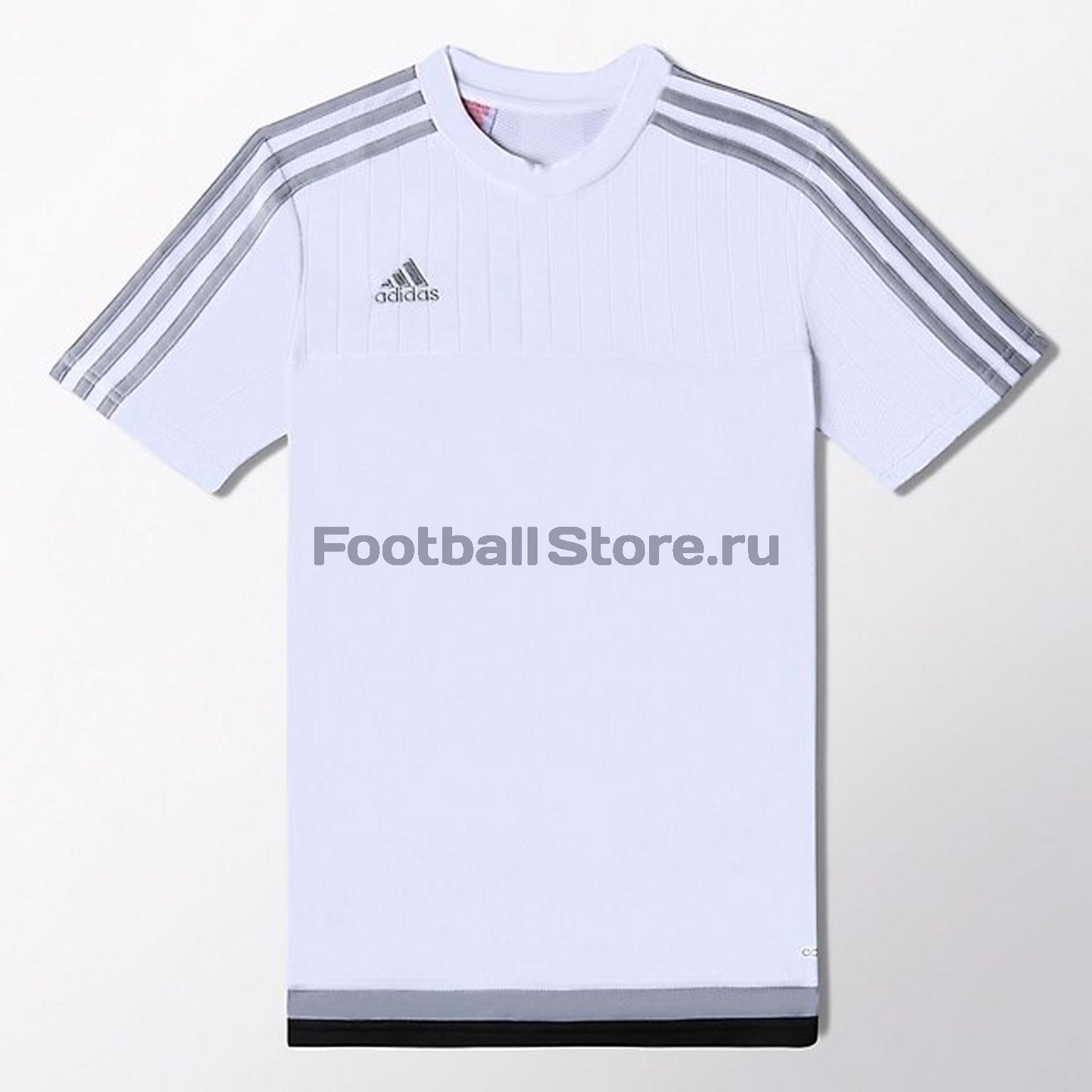 Футболка тренировочная Adidas Tiro15 TRG JS Y S22314