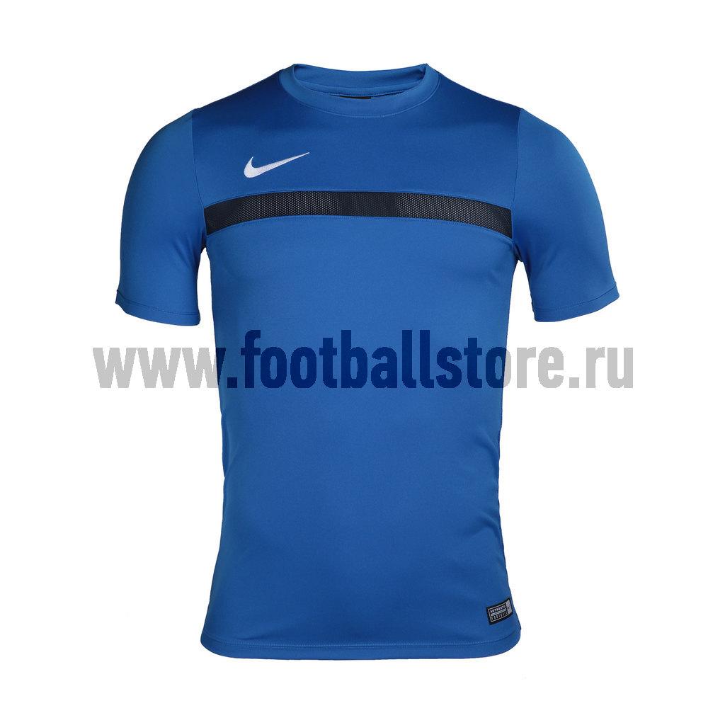 Футболка тренировочная Nike Academy 725932-463 футболка тренировочная nike ss academy trng top 588468 463