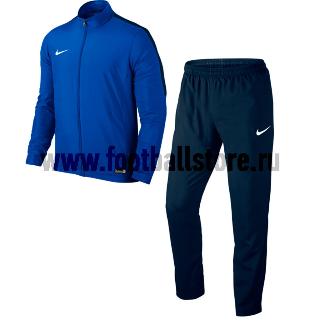 Костюм спортивный подростковый Nike Academy 808759-463 костюм спортивный nike academy 16 knt track suit 2 808757 463