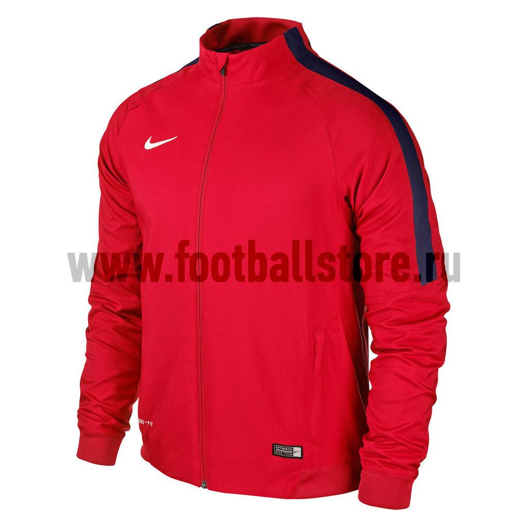 Олимпийка Nike Squad15 SDLN WVN JKT 645476-662
