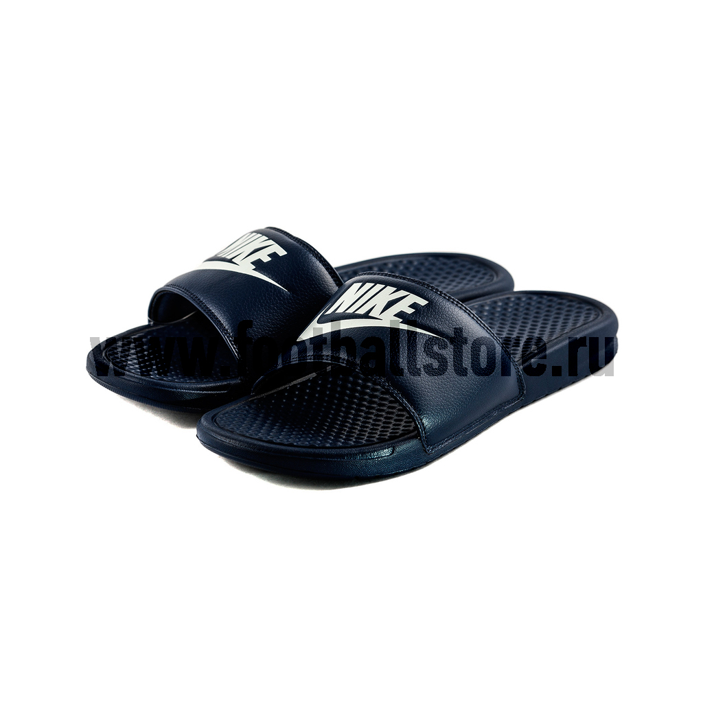 Сланцы Nike Сланцы Nike Benassi JDI 343880-403 сланцы adidas duramo g15890 nike 343880 090