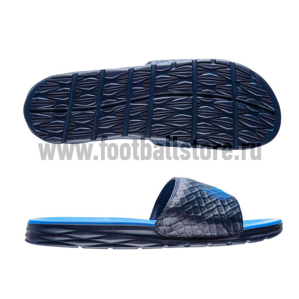 Сланцы Nike Сланцы Nike Benassi Solarsoft 705474-440
