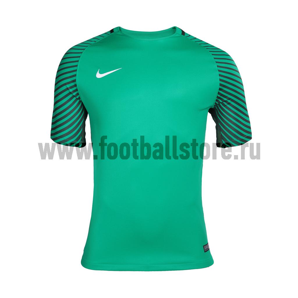 Вратарская футболка Nike SS Garden JSY 725889-319 nike футболка zenit ss h a stadium jsy