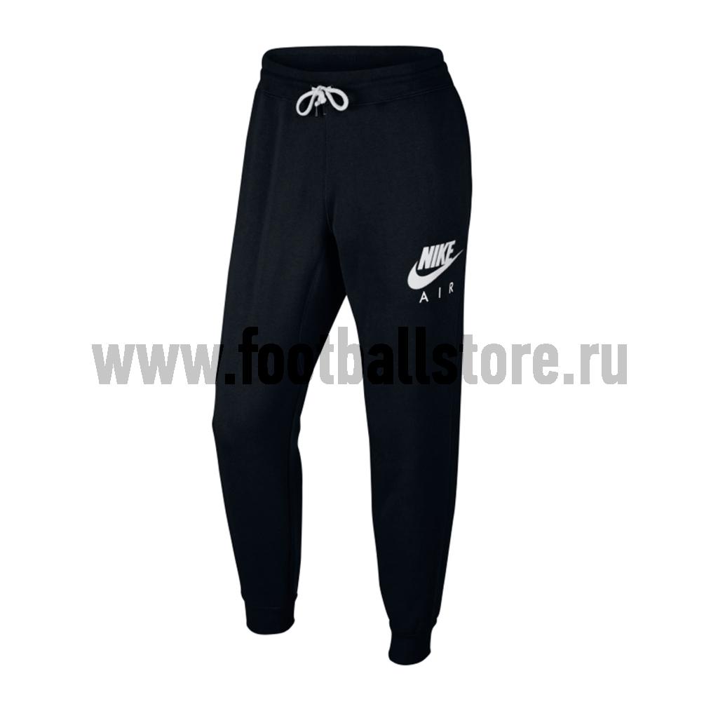 Nike Брюки тренировочные AW77 FLC Cuff PT-Air Htg 727369-010