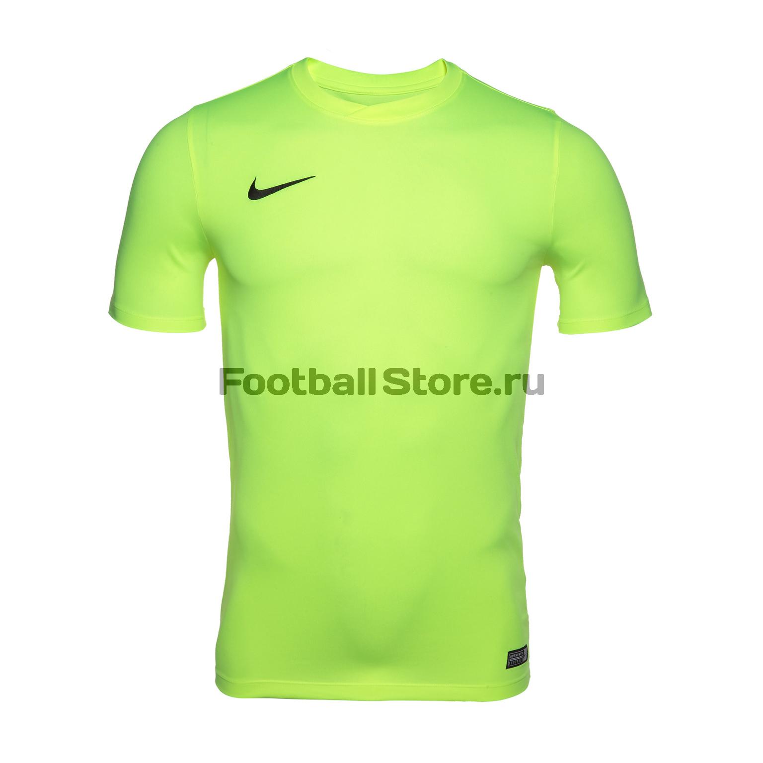 Nike Футболка игровая Nike SS Park VI JSY 725891-702