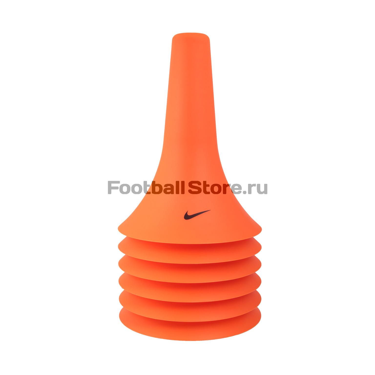 Набор конусов для тренировок Nike 6 PK Cones N.EX.14.829.NS