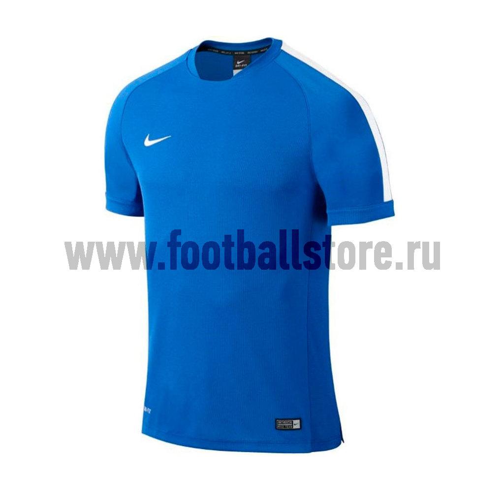 цена  Тренировочная форма Nike Тренировочная футболка Nike YTH Squad15 Flash SS Training Top 646401-463  онлайн в 2017 году