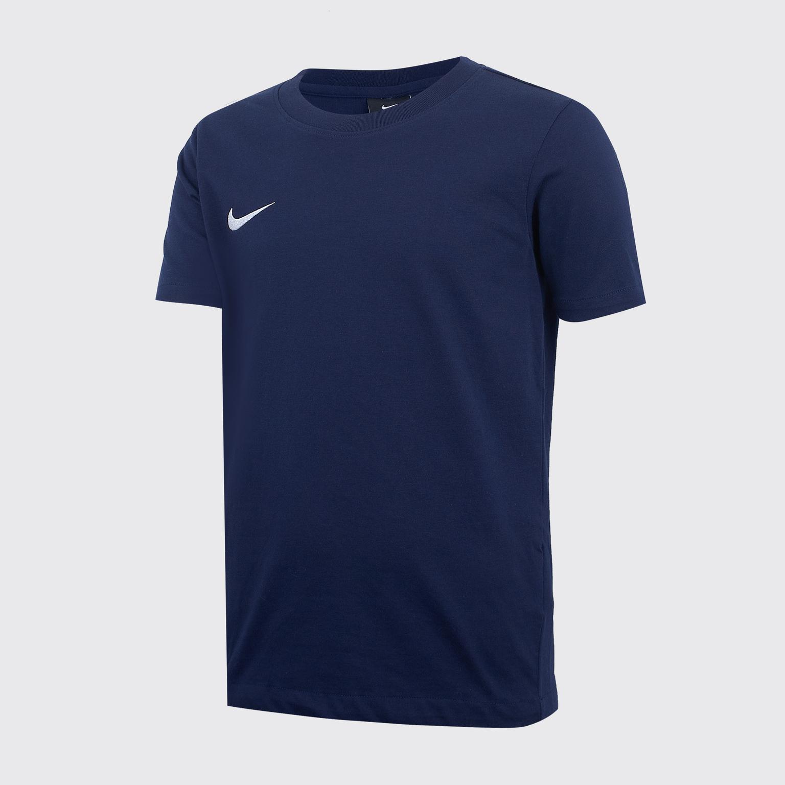 цена на Футболка подростковая Nike Team Club Blend Tee 658494-451