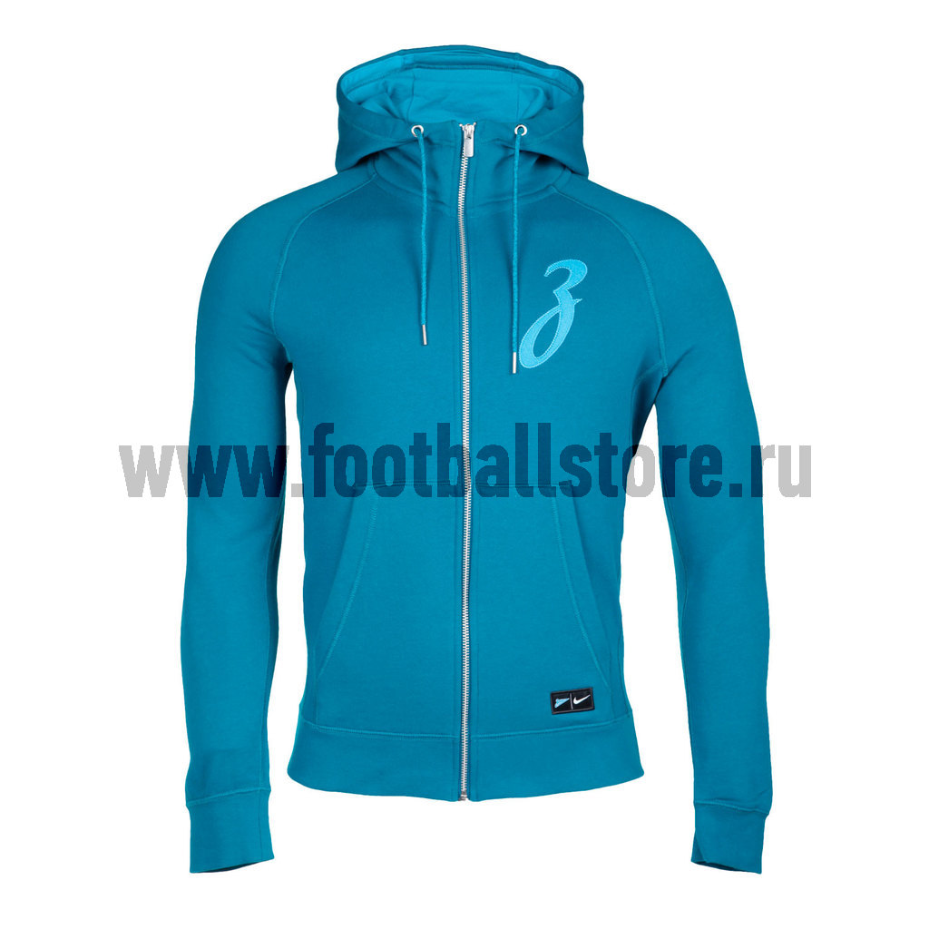 Zenit Nike Толстовка Nike Zenit Hoodie 810297-301 туристический рюкзак nike bz9518 301 sb bz9518 301