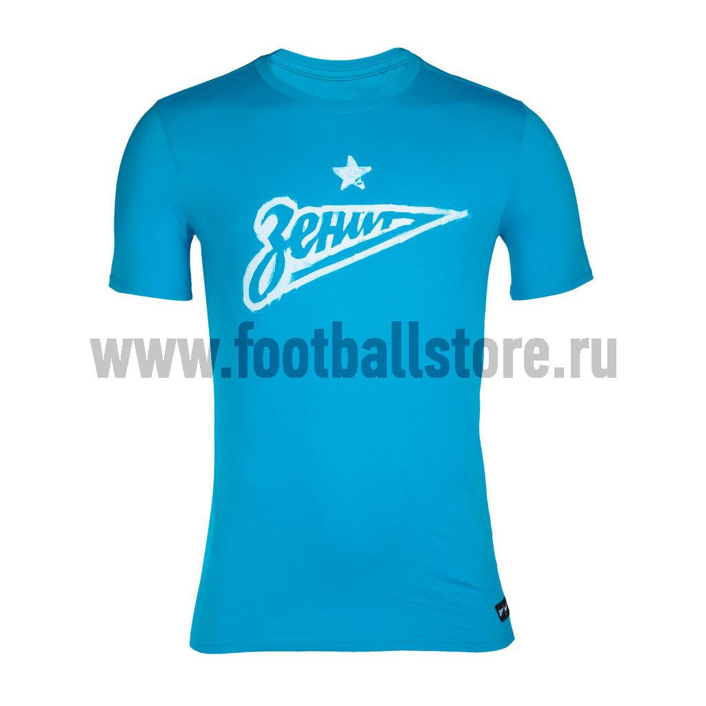 купить Zenit Nike Футболка Nike Zenit Crest Tee 812856-498 недорого
