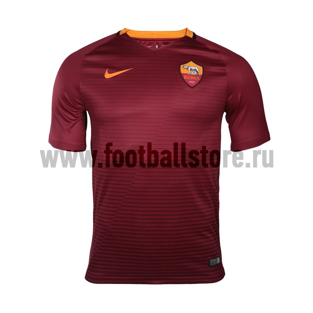 Футболка Nike Roma Home Stadium 776967-677 roma nike футболка nike roma tee crest 888804 613