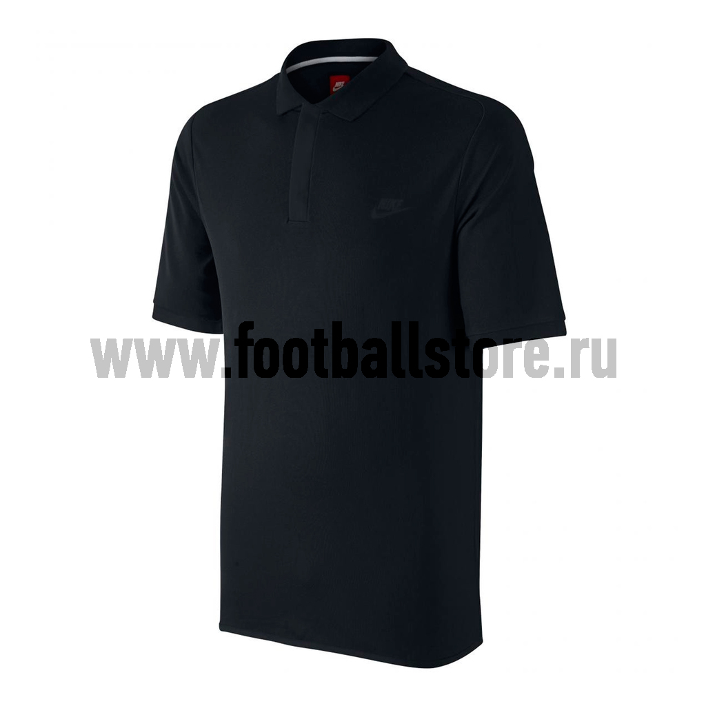 Поло Nike Bonded Polo 2.0 727342-010
