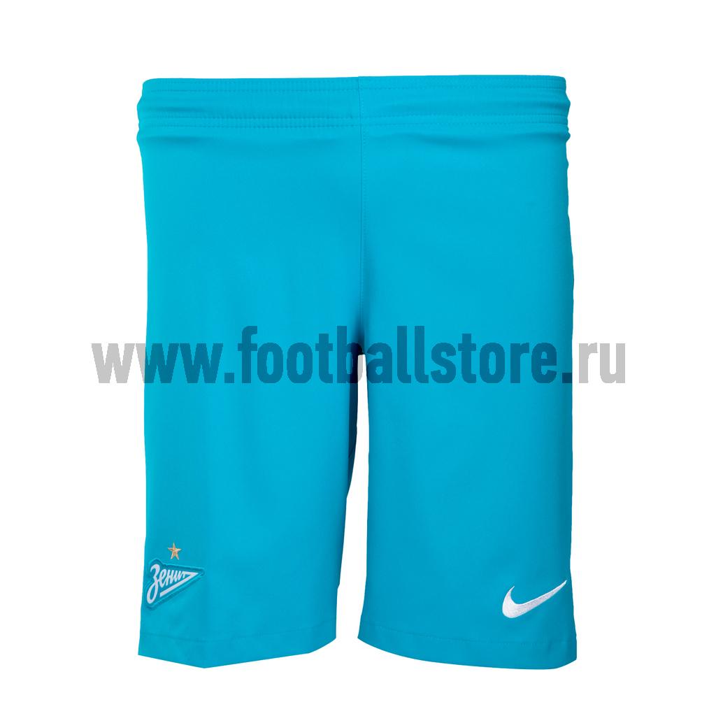 Zenit Nike Шорты игровые домашние Nike ФК Зенит 808445-498