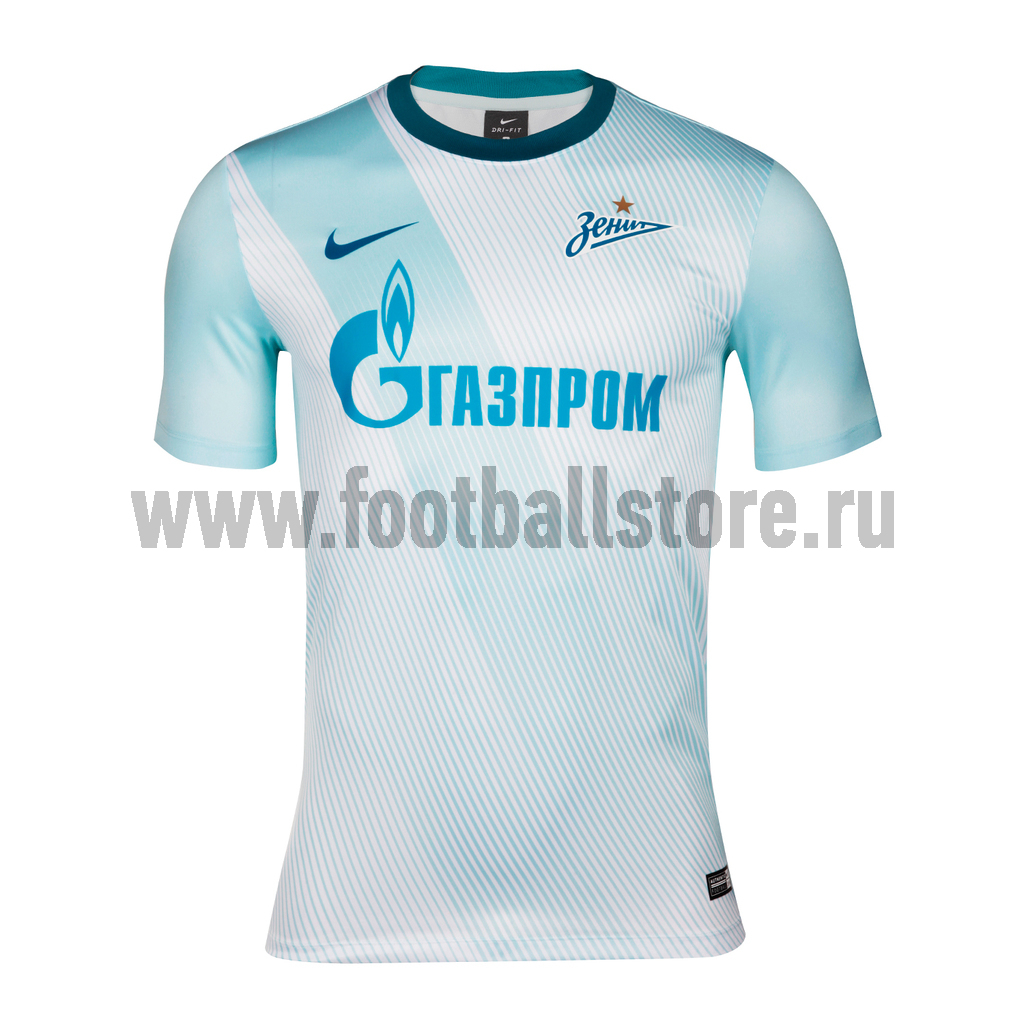 Zenit Nike Реплика игровой футболки Nike ФК Зенит 808446-412 аксессуар для игровой консоли rainbo накладки на стики для геймпада зенит