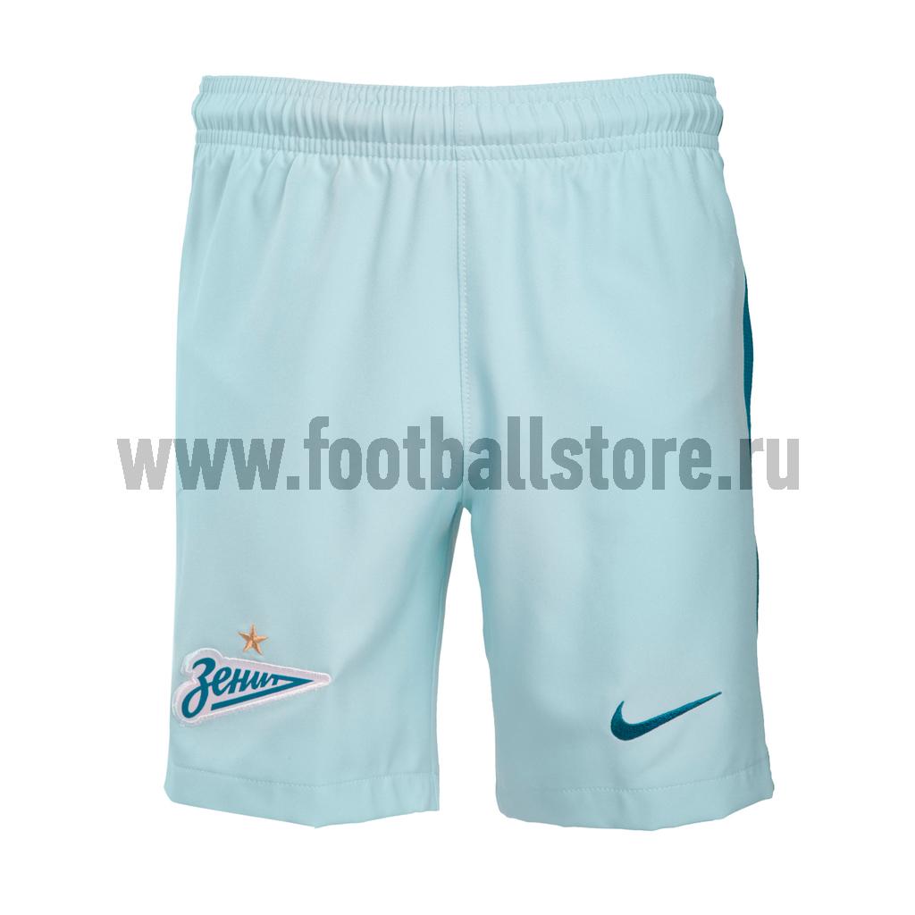 Клубная продукция Nike Шорты выездные подростковые Nike ФК Зенит 808594-411