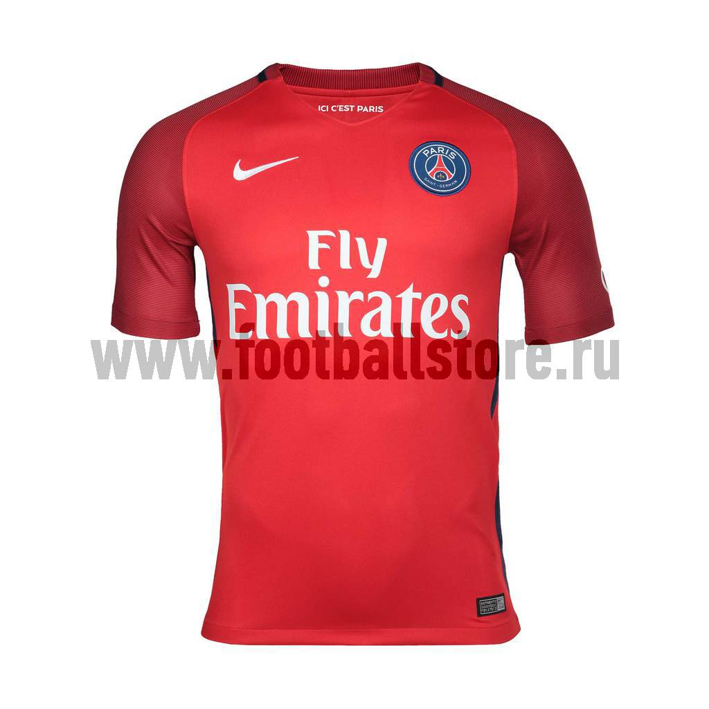 PSG Nike Футболка Nike PSG M SS Away Stadium 776924-601