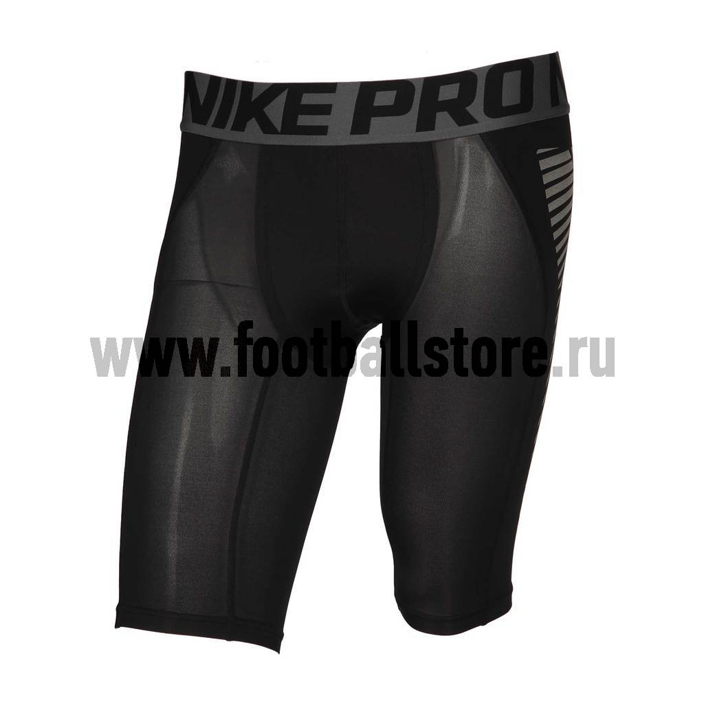 брюки шорты nike шорты вратарские nike padded goalie short 480051 010 Белье Nike Белье шорты Nike Slider Short 727059-010