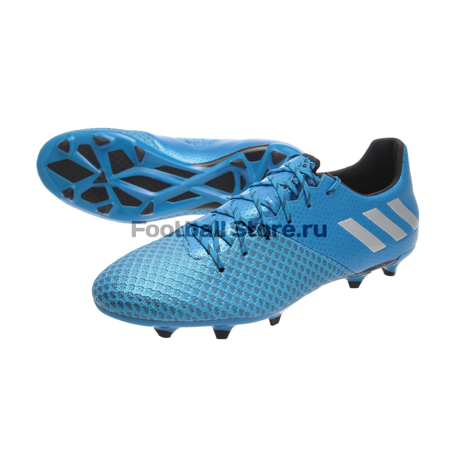 цены Бутсы Adidas Messi 16.2 FG AQ3111