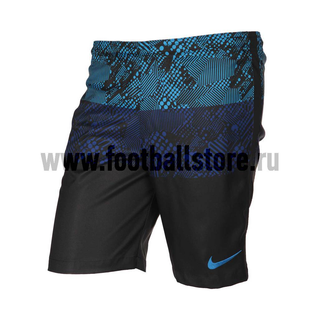 Шорты тренировочные Nike NK SQD GX 807697-455