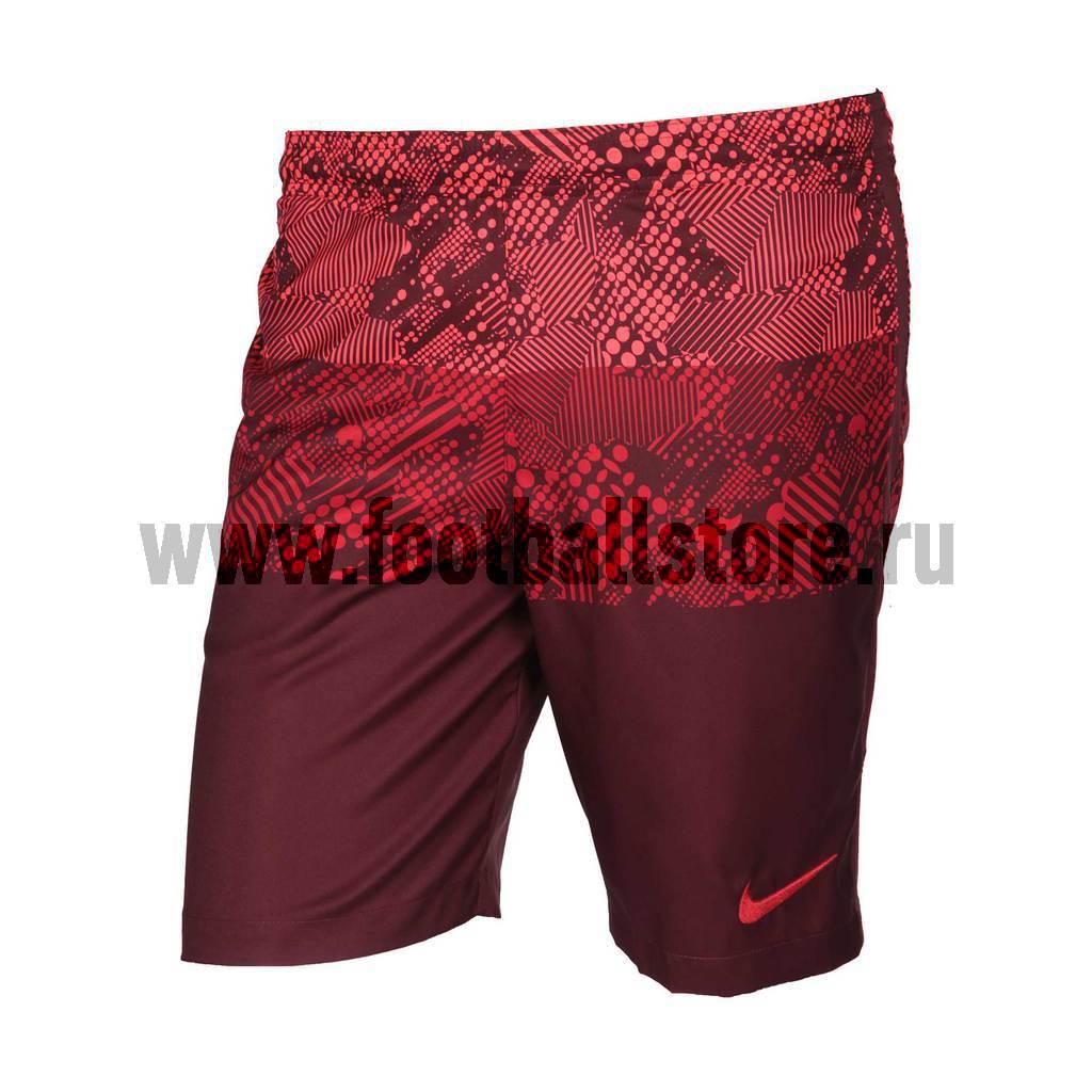 Шорты тренировочные Nike NK SQD GX 807697-671