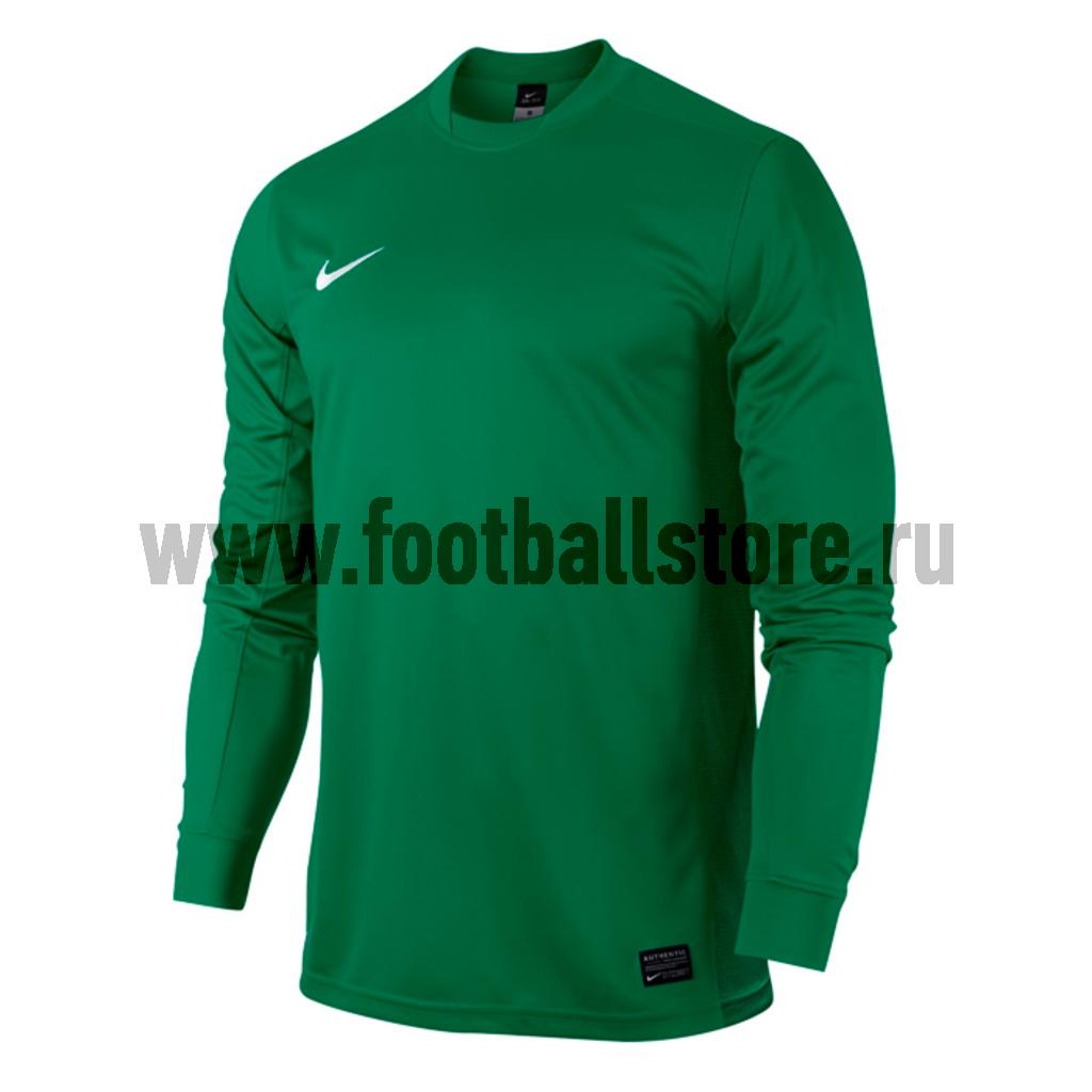 Футболки Nike Майка игровая Nike ls Park v jsy