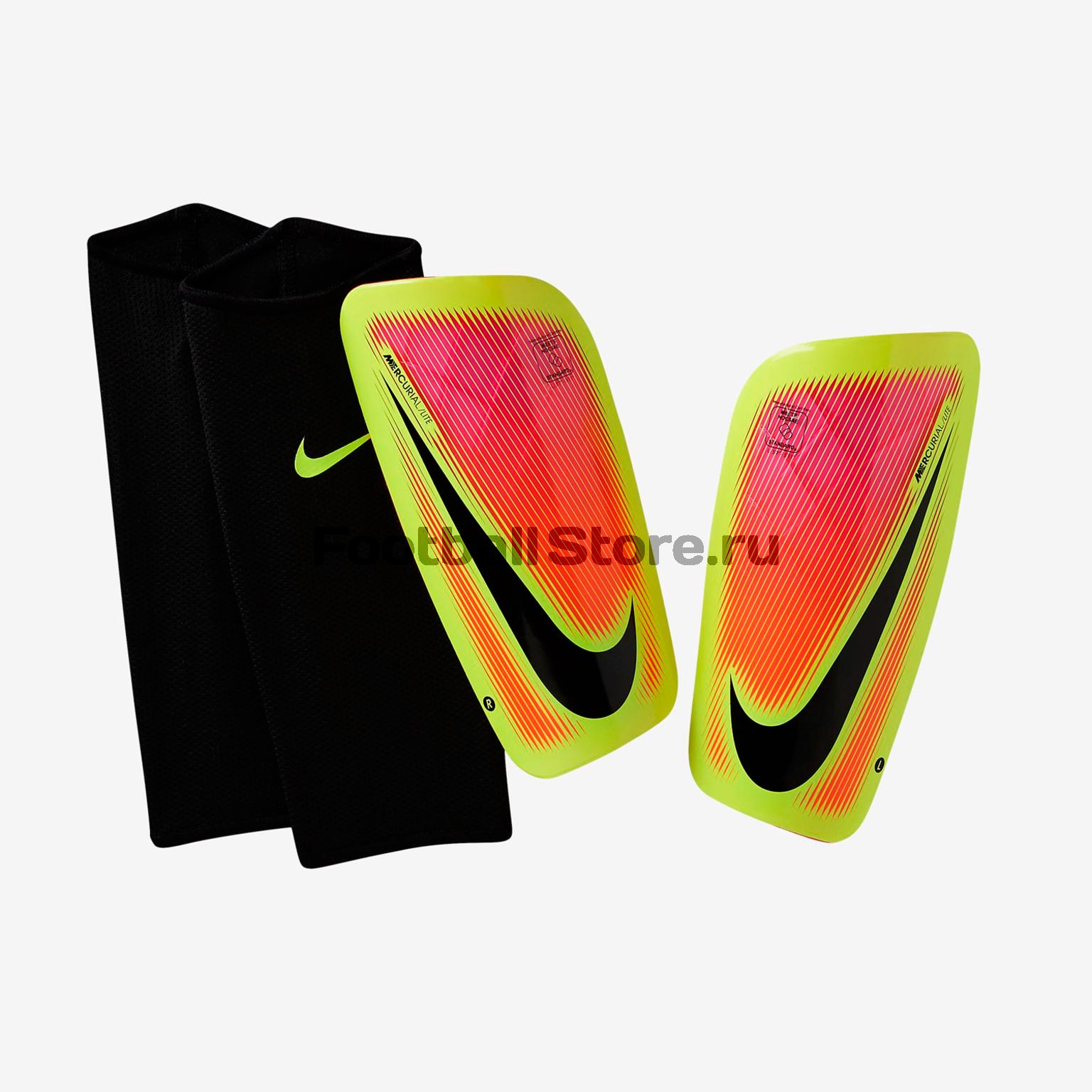 Щитки футбольные Nike Mercurial Lite GRD SP2086-602